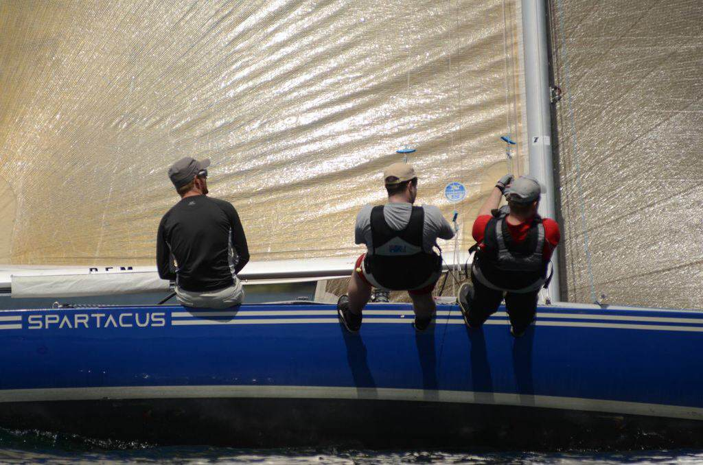 Spartacus - Photo Ben Schagen / North Sails